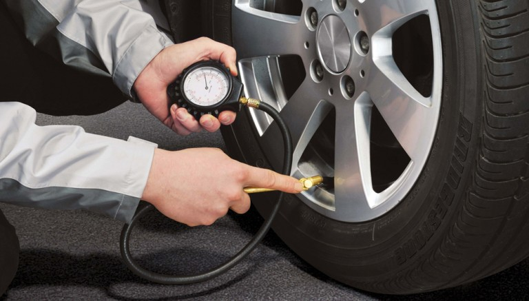 Tyre Safety Check Test Preparation In Kerry