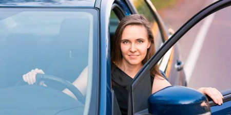 Female Instructors Driving Lessons