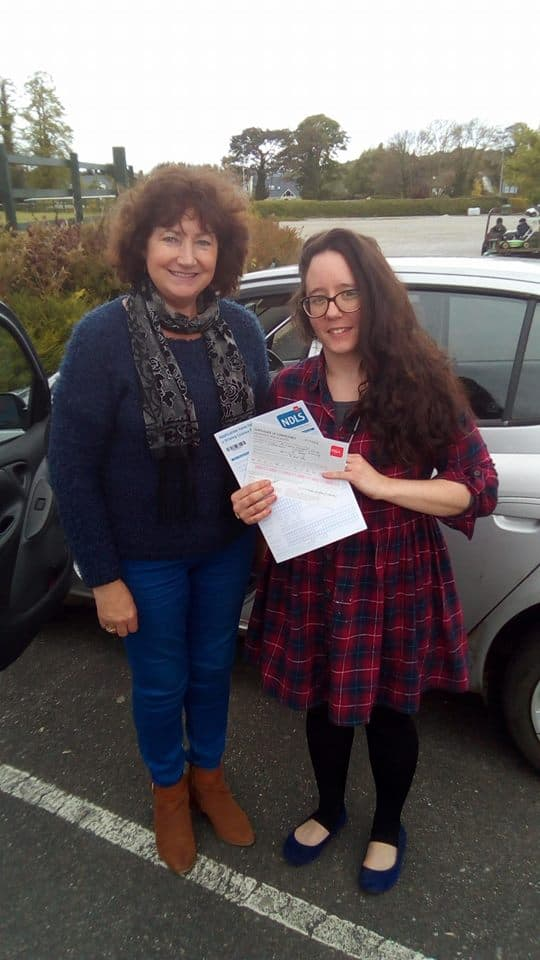 Driving Test Passed Result In Killarney